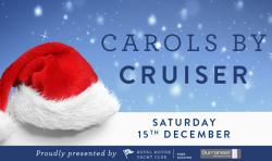 RMYC Port Hacking invites Cronulla Sailing Club families, members and guest to join us on the water or on your Club Foredeck to Carols by Cruiser.