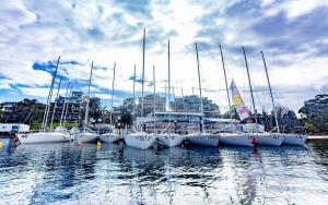 Wet Tech Rigging  J24 Short Course Regatta 2017 08:00am Friday, 9th June 2017
