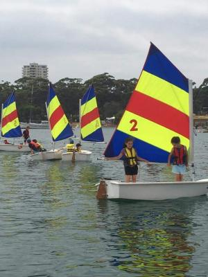 Learn To Sail Stage 1 and 2 Feb 2019 05:58am Sunday, 10th February 2019