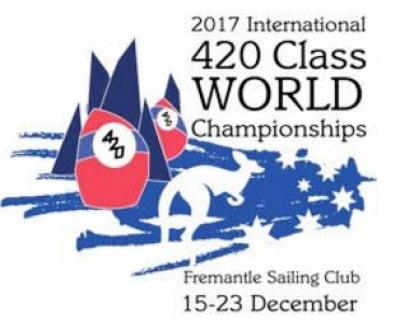 FREMANTLE SAILING CLUB TO HOST THE 2017 INTERNATIONAL 420 CLASS WORLD CHAMPIONSHIPS