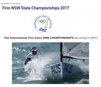 Finn NSW State Championships 2017